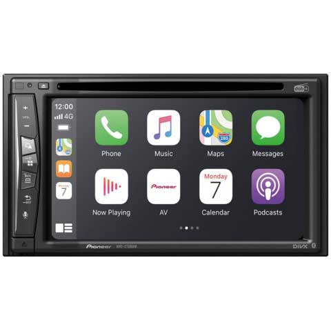 "Pioneer AVIC-Z730DAB 6.8"" HD Screen with Built-In NAV, Wireless Apple CarPlay and Android Auto"