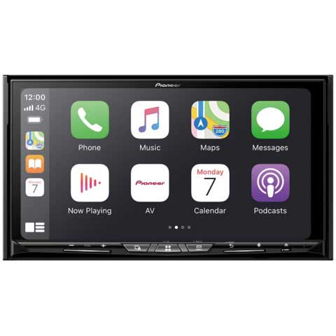 "Pioneer AVIC-Z930DAB 7"" HD Screen with Built-In NAV, Wireless Apple CarPlay and Android Auto"